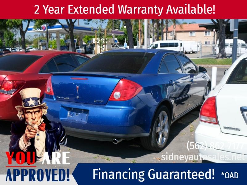 Pontiac G6 2007 price $7,695