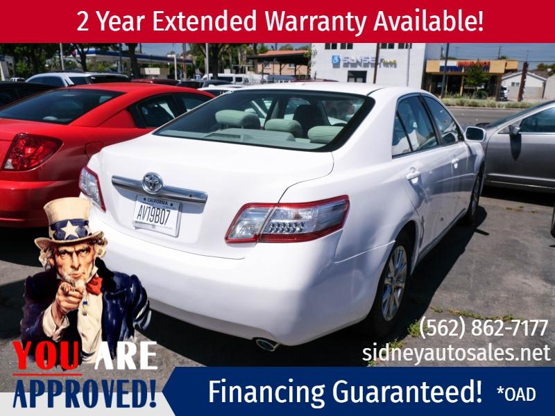 Toyota Camry Hybrid 2010 price $8,995