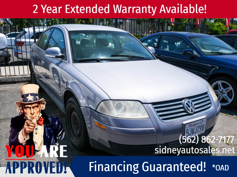 Volkswagen Passat Sedan 2004 price $4,995