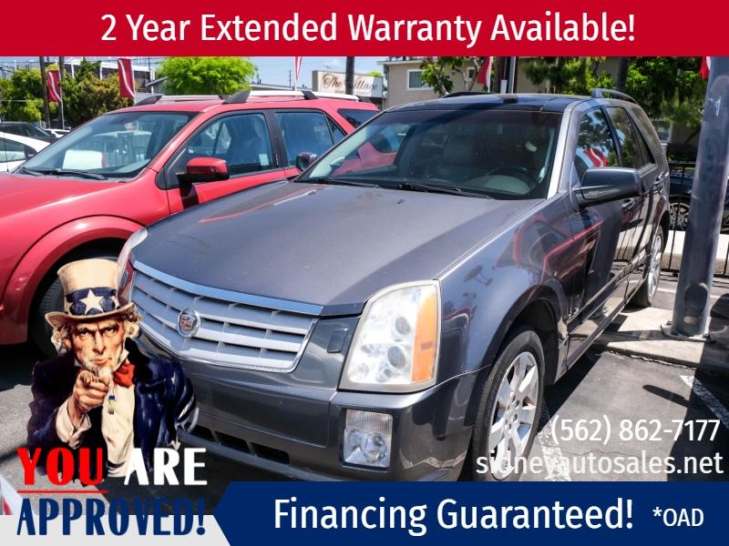 Cadillac SRX 2008 price $7,900