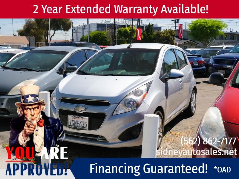 Chevrolet Spark 2013 price $7,995