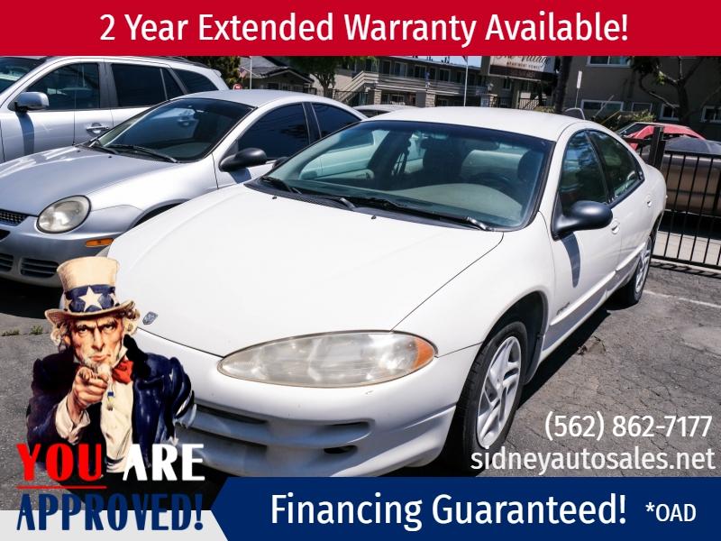 Dodge Intrepid 2001 price $3,995
