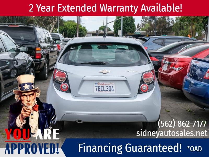 Chevrolet Sonic 2013 price $8,495