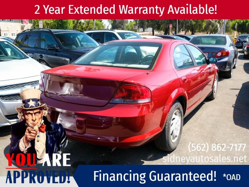 Chrysler Sebring 2002 price $4,995