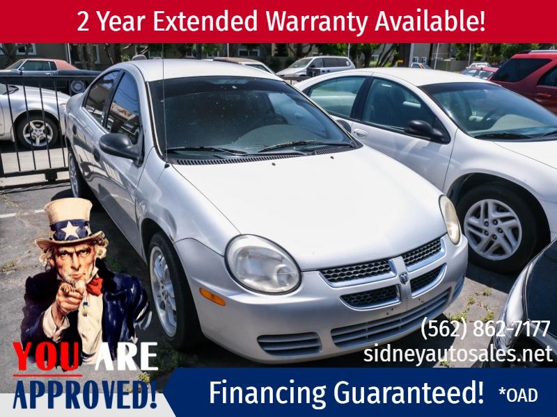 Dodge Neon 2005 price $4,995