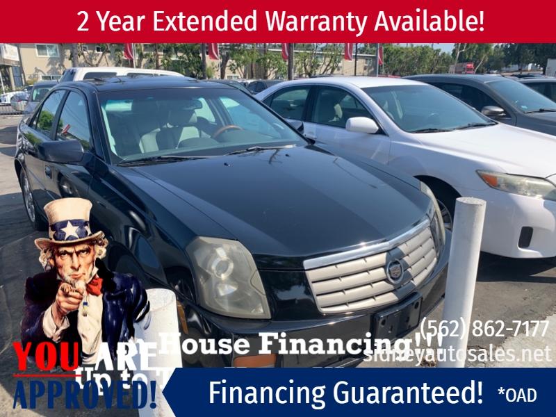 Cadillac CTS 2003 price $5,500