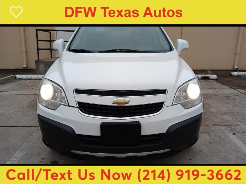 Chevrolet Captiva Sport Fleet 2014 price $7,800