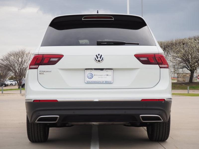 Volkswagen Tiguan 2021 price $34,194
