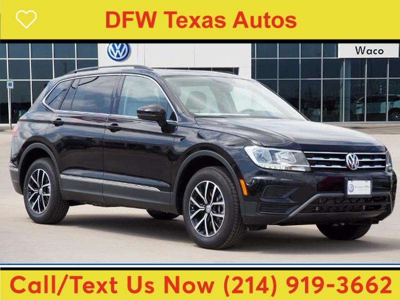 Volkswagen Tiguan 2021 price $29,745
