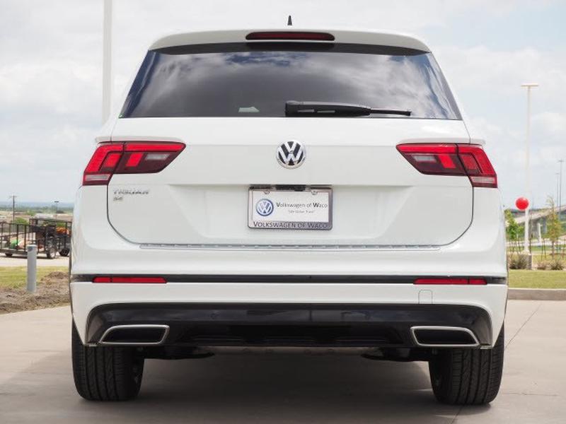 Volkswagen Tiguan 2021 price $31,794