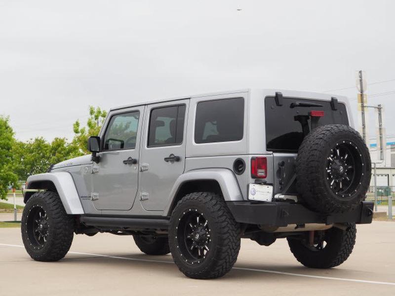 Jeep Wrangler Unlimited 2015 price $42,994