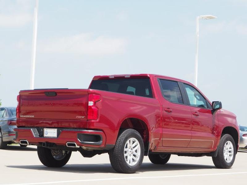 Chevrolet Silverado 1500 2020 price $55,993