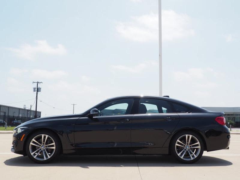 BMW 4 Series 2018 price $34,992
