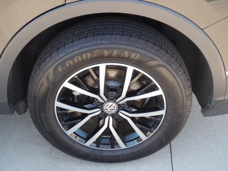 Volkswagen Tiguan 2021 price $32,492