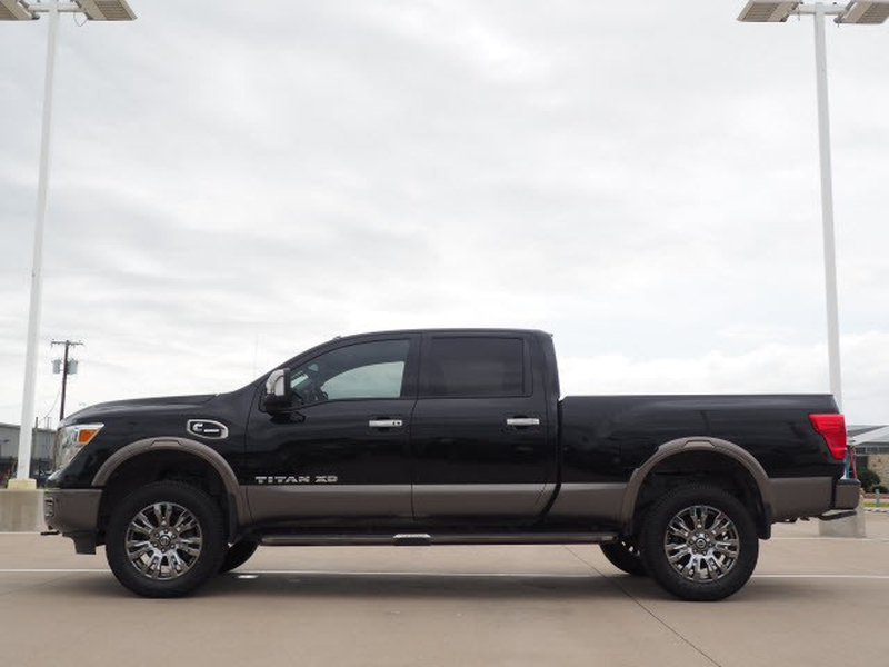 Nissan Titan XD 2017 price Call for Pricing.