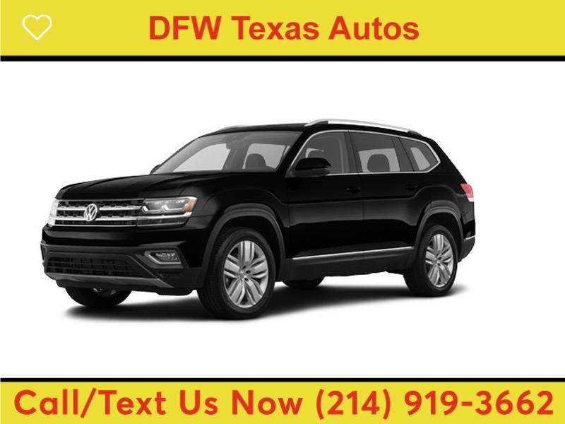 Volkswagen Atlas 2019 price $48,991