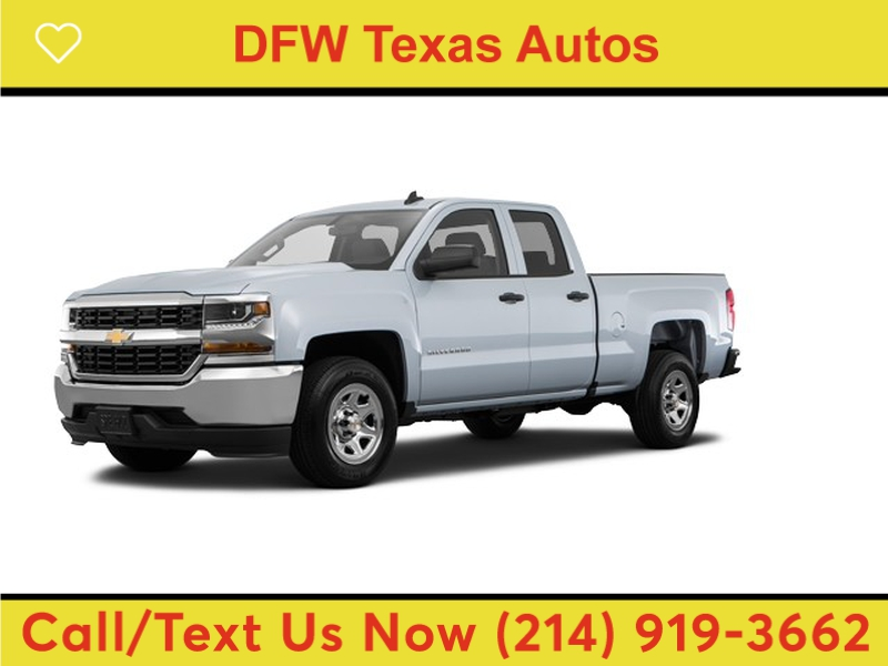 Chevrolet Silverado 1500 2017 price $28,991