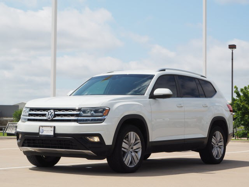 Volkswagen Atlas 2019 price Call for Pricing.