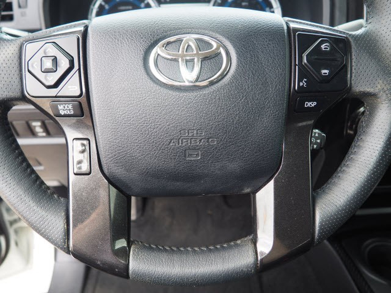 Toyota 4Runner 2019 price Call for Pricing.