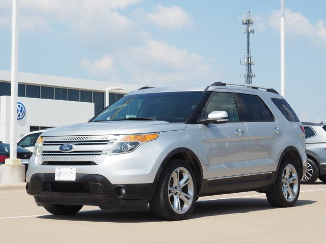 Ford Explorer 2015 price Call for Pricing.