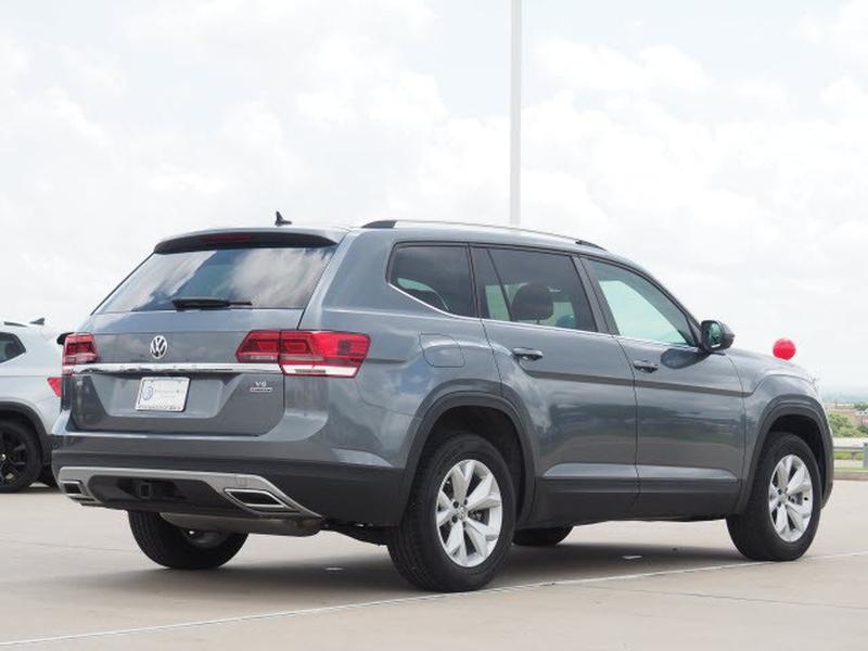 Volkswagen Atlas 2019 price $41,992