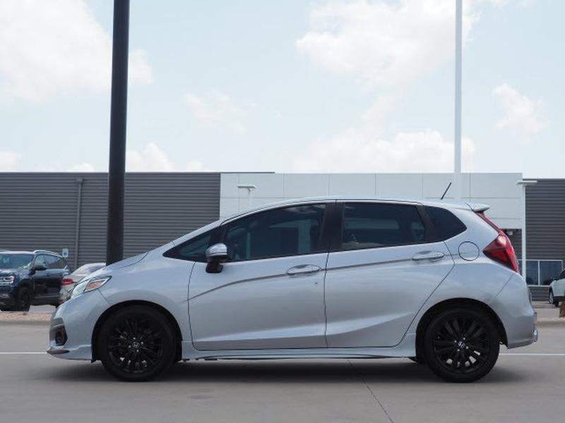 Honda Fit 2018 price $21,991
