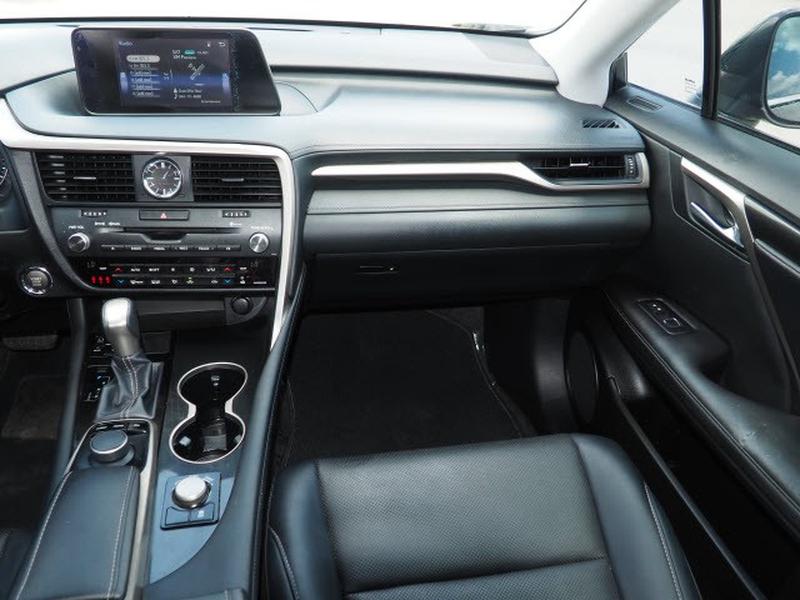 Lexus RX 350 2017 price $40,991