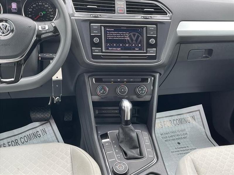 Volkswagen Tiguan 2020 price $32,991