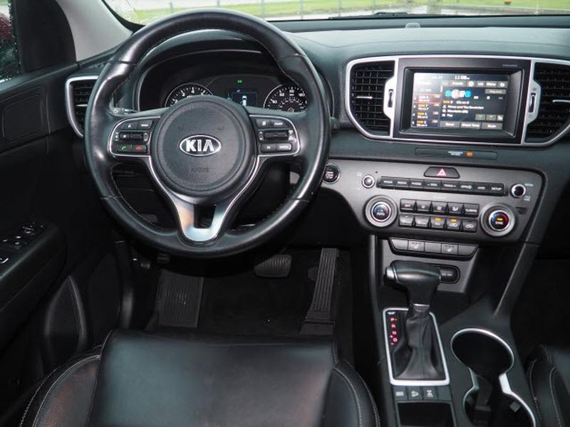 Kia Sportage 2017 price Call for Pricing.