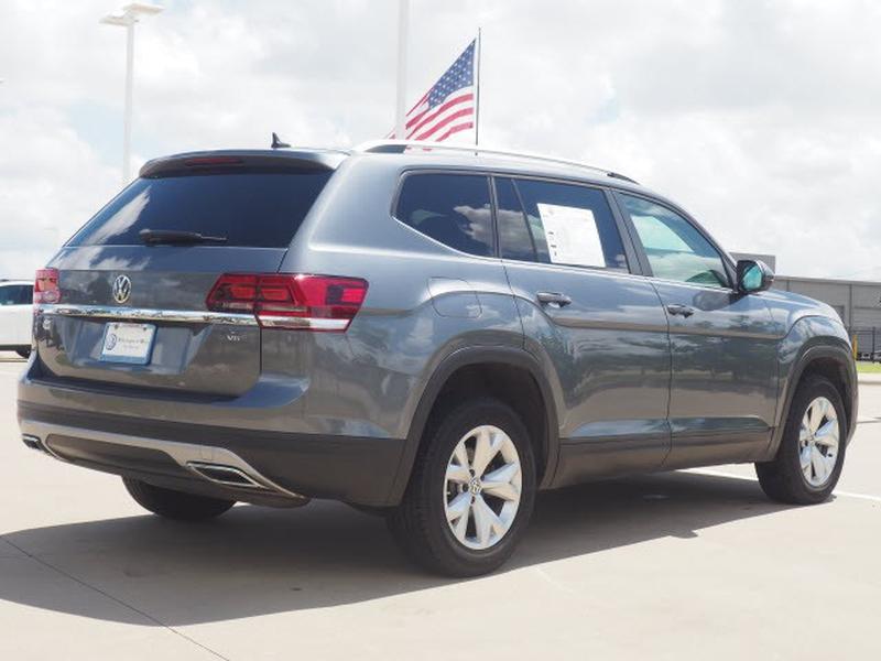 Volkswagen Atlas 2019 price $37,991