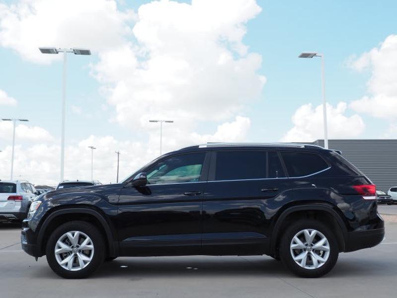 Volkswagen Atlas 2019 price $35,991
