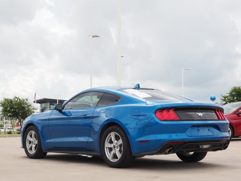 Ford Mustang 2020 price Call for Pricing.