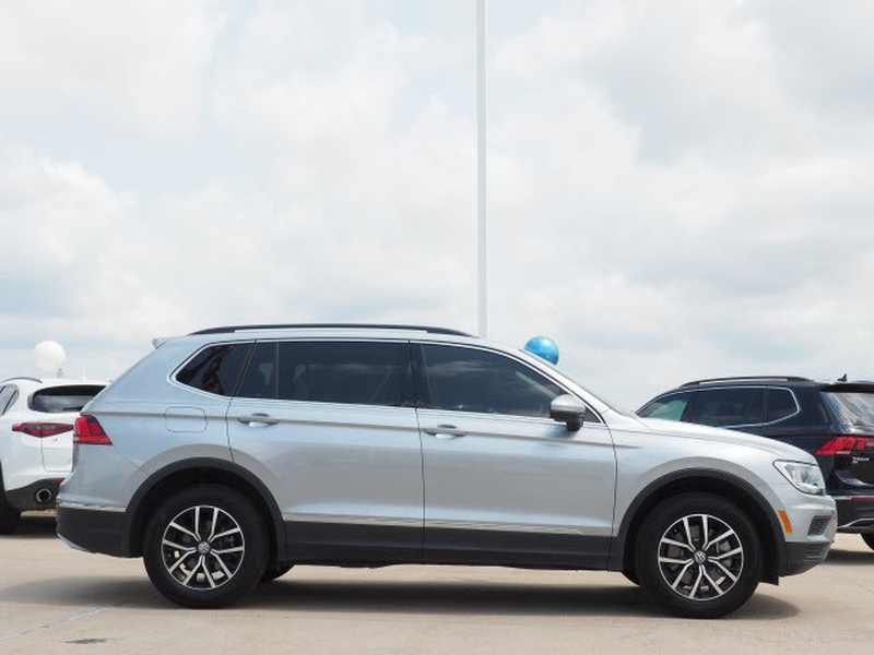 Volkswagen Tiguan 2021 price $30,595