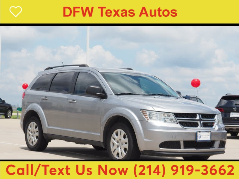 Dodge Journey 2018 price Call for Pricing.