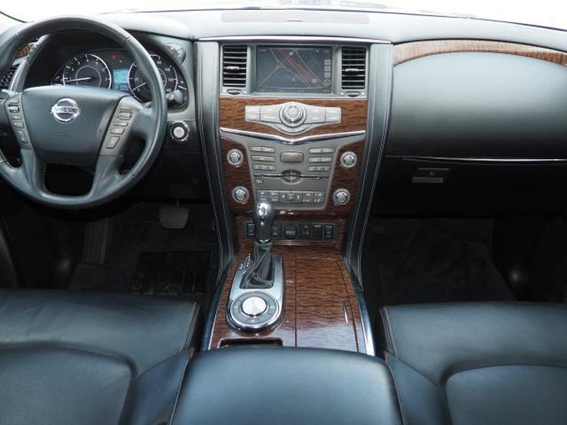 Nissan Armada 2019 price $43,991
