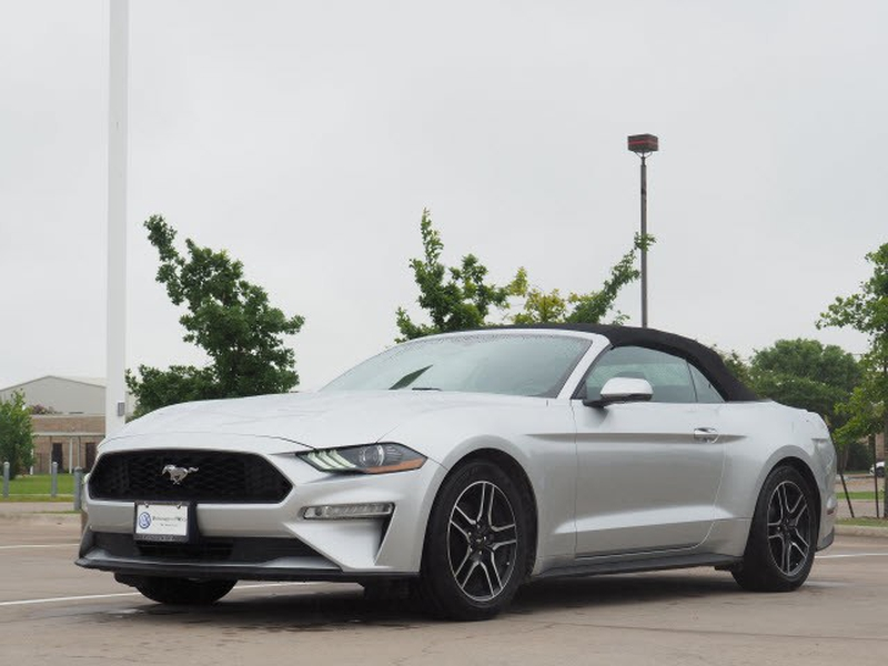 Ford Mustang 2019 price $36,991