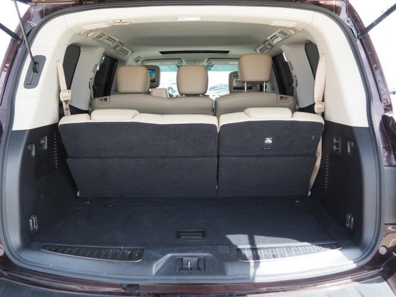 Nissan Armada 2019 price $50,991