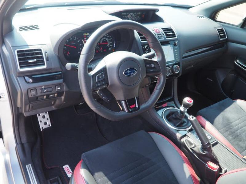 Subaru WRX 2019 price $43,991
