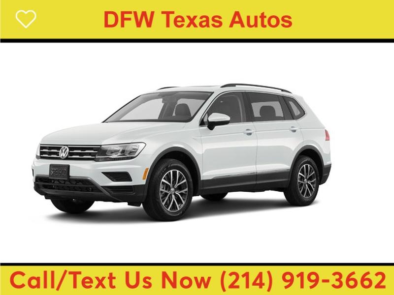 Volkswagen Tiguan 2021 price $30,730