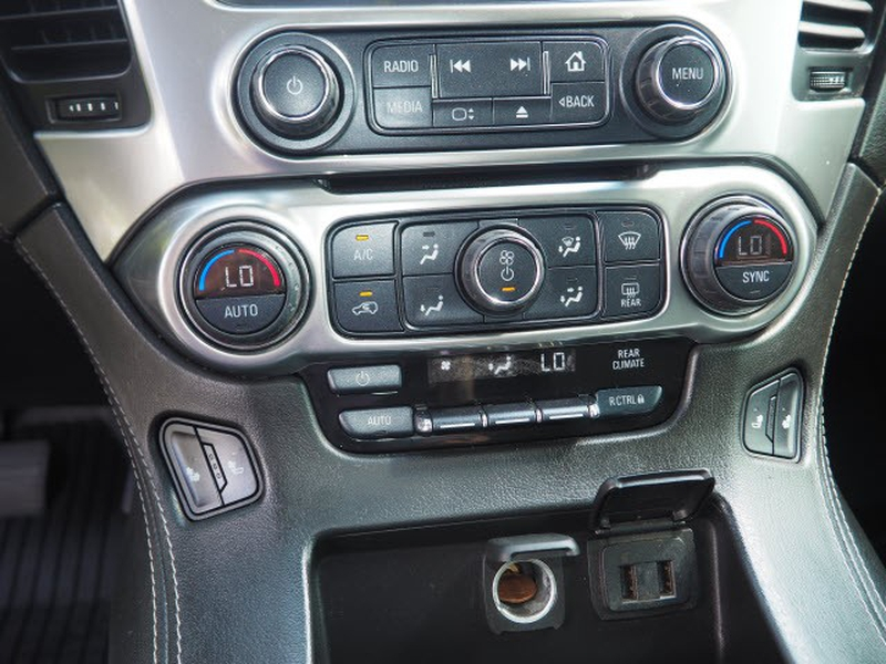 Chevrolet Tahoe 2018 price $49,991