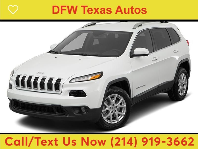 Jeep Cherokee 2017 price $24,991