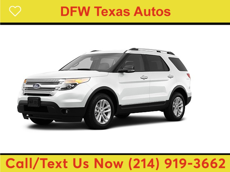 Ford Explorer 2013 price $12,991