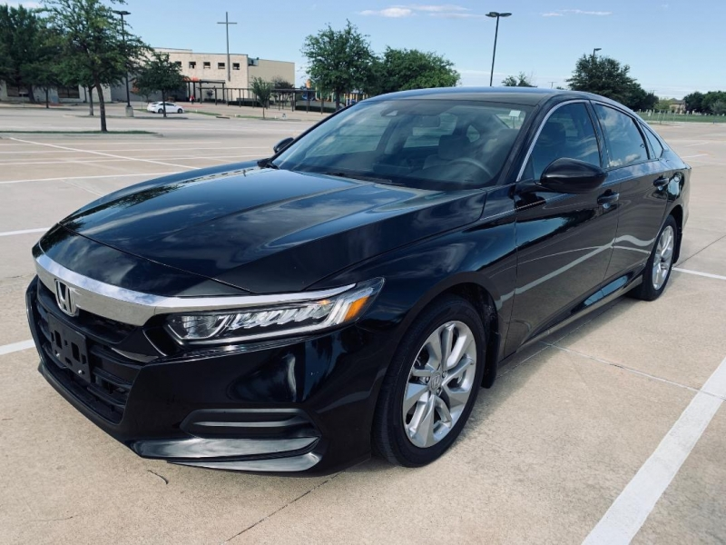 Honda Accord Sedan 2018 price $16,500