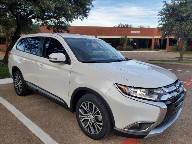Mitsubishi Outlander 2018 price $13,200 Cash