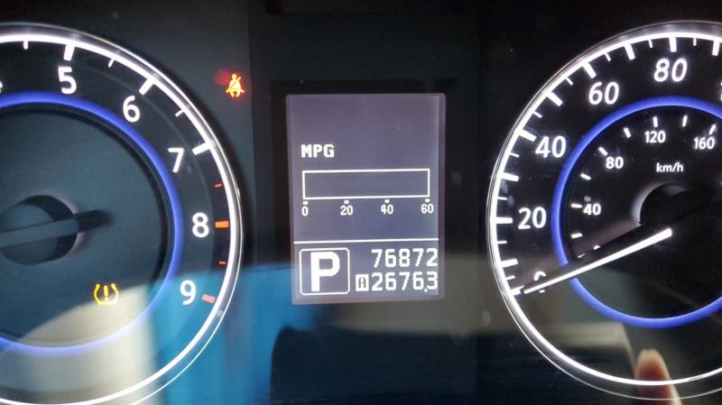 Infiniti G25 Sedan 2011 price $8,800 Cash