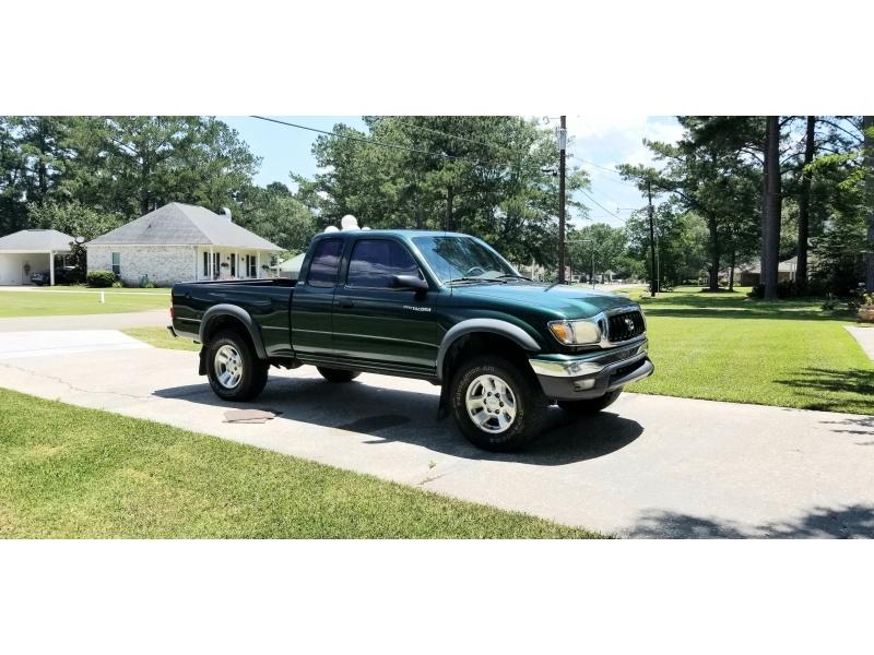Toyota Tacoma 2001 price $6,780