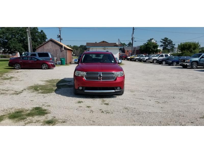 Dodge Durango 2011 price $11,980