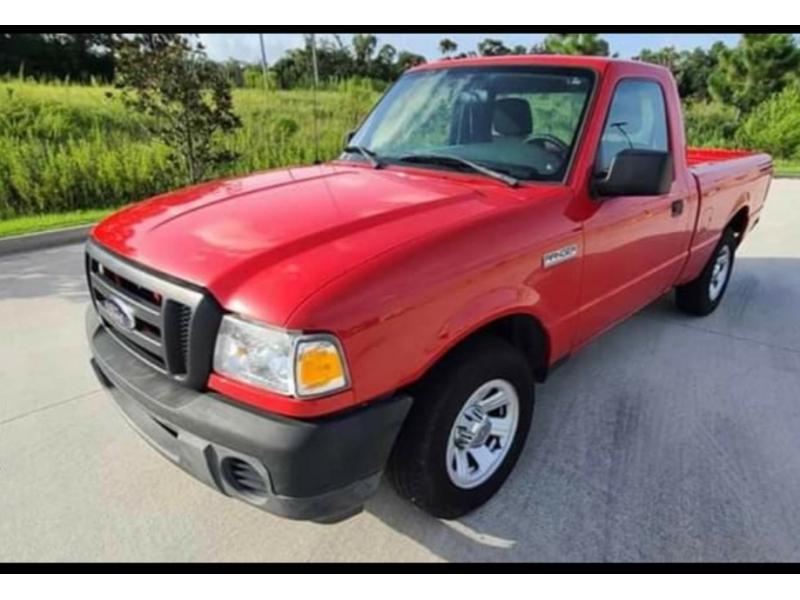 Ford Ranger 2010 price $7,980