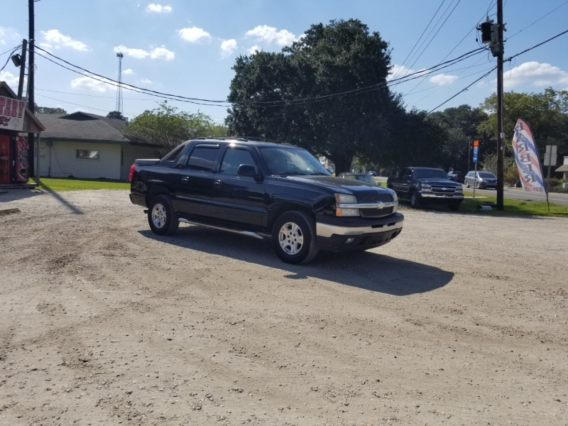 Chevrolet Avalanche 2006 price $7,980