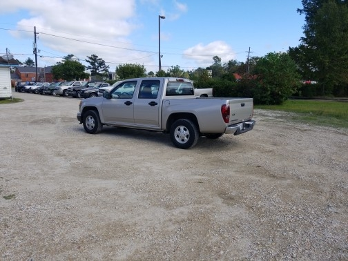 GMC Canyon 2007 price $7,480